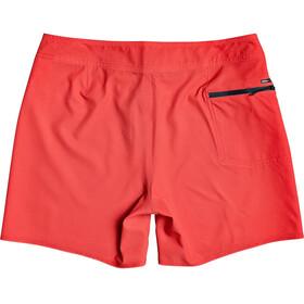 Quiksilver Highline Kaimana 16 Pantalones cortos Hombre, rojo